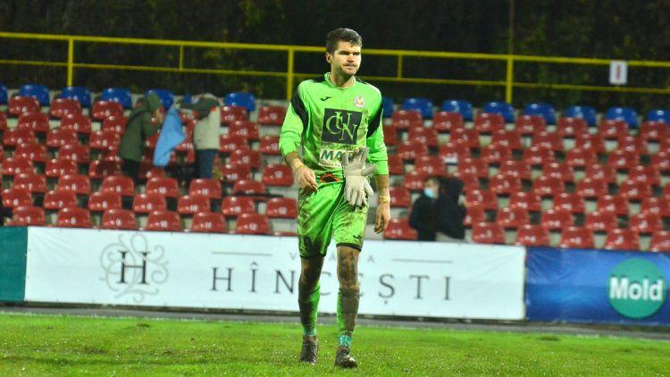 Cristian Avram: Am știut de la bun început că o să fiu portar