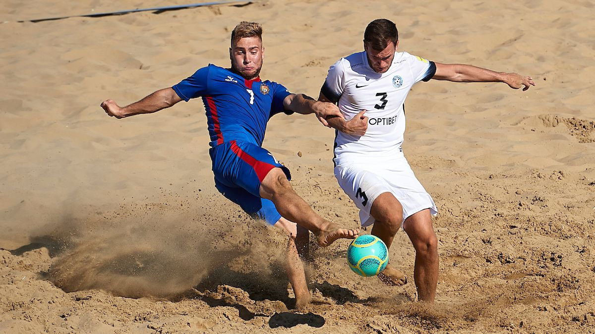 Euro Beach Soccer League 2019