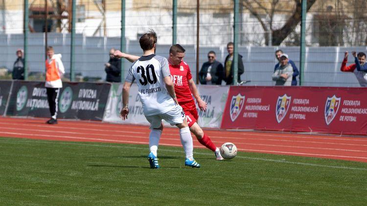FC Florești – Milsami 2-5