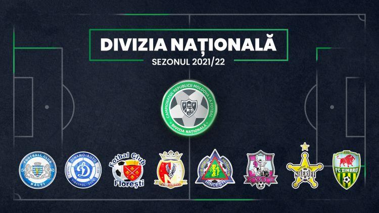 Mâine începe Divizia Națională, ediția 2021/22