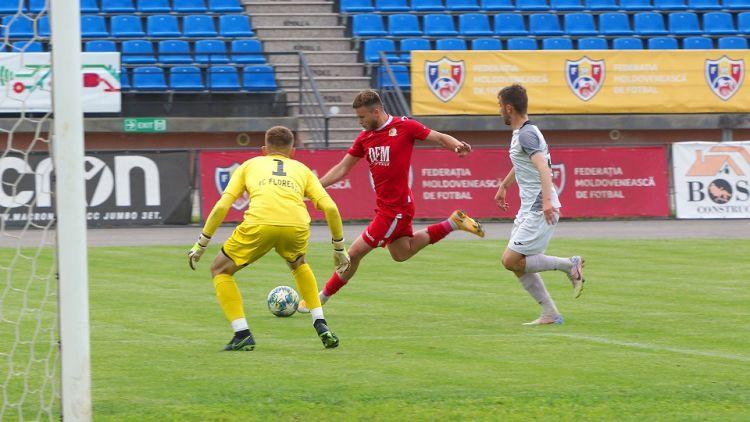 Milsami – FC Florești 3-2