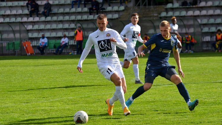 Sergiu Platica: Am jucat pe diferite poziții, dar o prefer pe cea de atacant